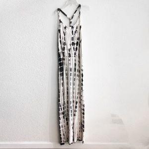 St Tropez West Small Tie Dye Maxi Dress